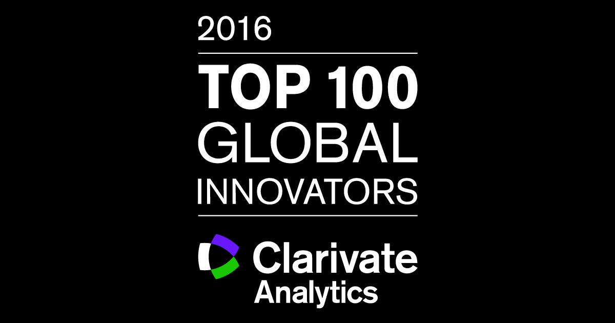 KYOCERA  IN TOP 100 GLOBAL INNOVATORS