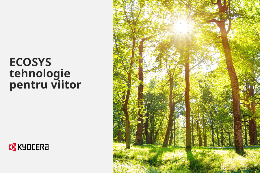 ECOSYS: protejam mediul inconjurator